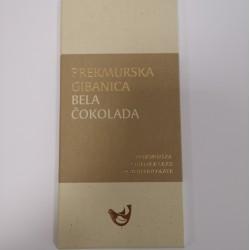 Bela čokolada prekmurska gibanica