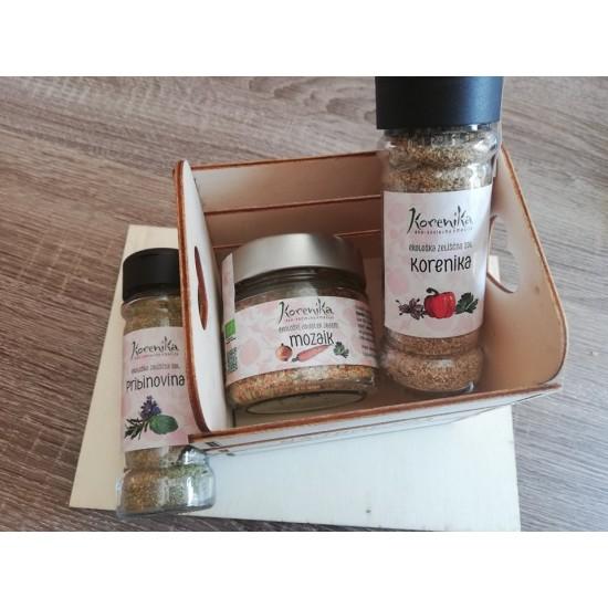Darilni paket Ekološka v kuhinjii
