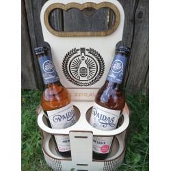 Darilni paket - stojalo s pivom Pajdaš