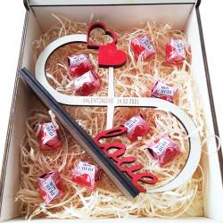 Darilni paket neskončna ljubezen