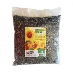 Sončnična semena za ptice 1kg