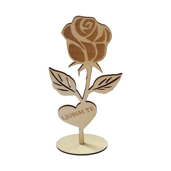 Vrtnica lesena
